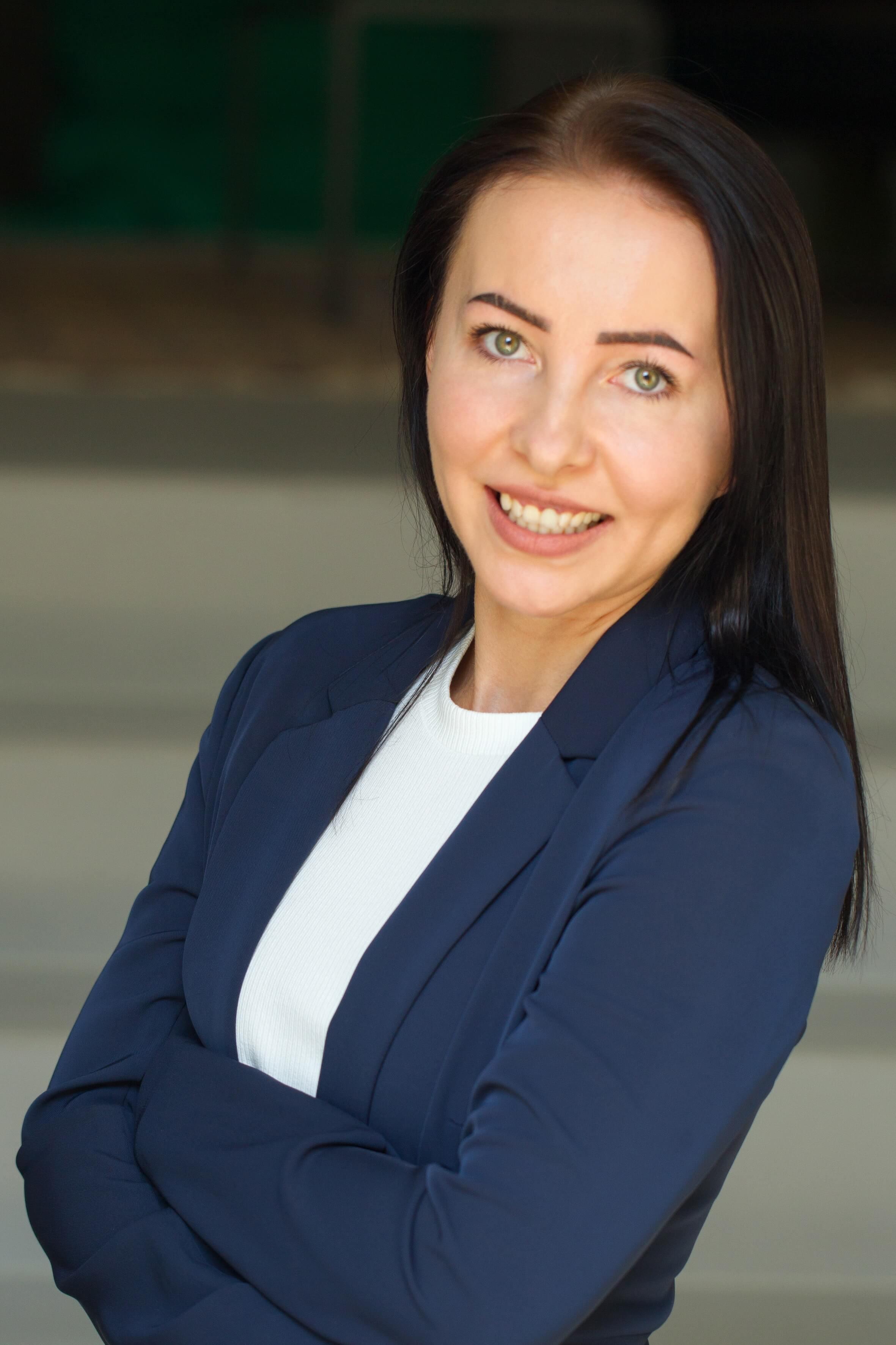 Martyna Ostrowska min Zespół
