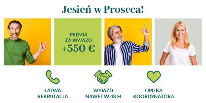 PROSECA kampania jesienna 27.09.2021 www aktualnosci 450x210 Aktualności